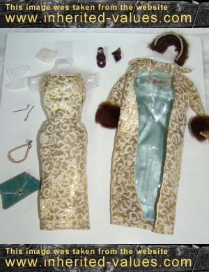 Barbie Doll Vintage Clothes 117