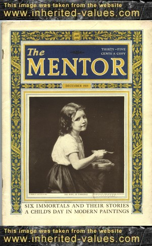 mentor december 1923