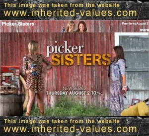 Pickers Sisters Inherited Values