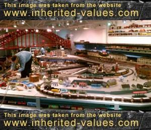 Free model trains plans - 6070e