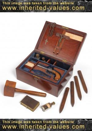 antique vampire protection kit