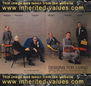 What Is Mid Century Modern Inherited Values