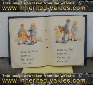 Old Dick And Jane Books 10