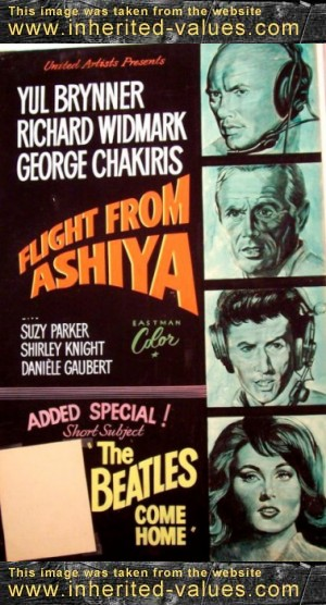 Flight from Ashiya The Beatles Come Home 1964