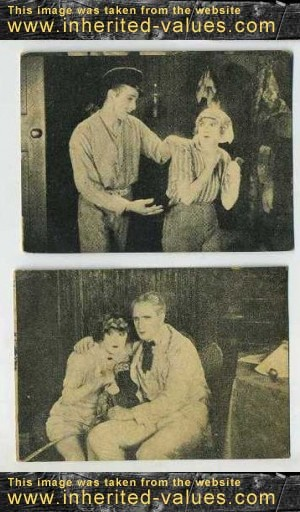 vintage tobacco cards featuring silent film star annette kellerman