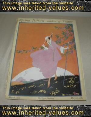 Vogue Spring 1916