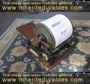 Mimeograph machine
