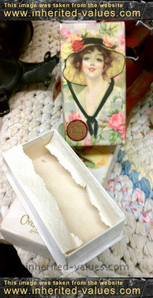 antique de luxe chocolates minnesota box