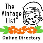 The Vintage List: Online Shopping Directory
